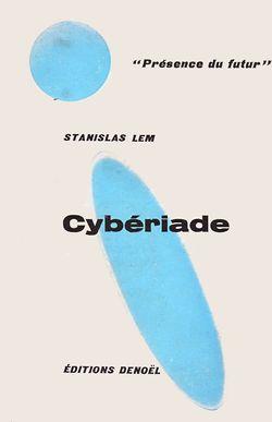 Cyberiad French Denoël 1968.jpg