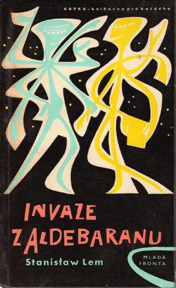 Invasion from Aldebaran Czech Mladá fronta 1961.jpg