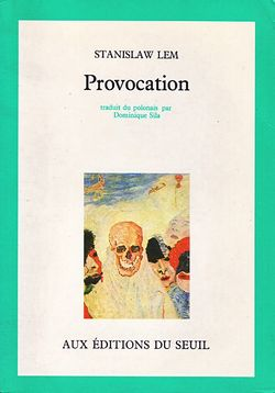 Provocation French Éditions du Seuil 1989.jpg