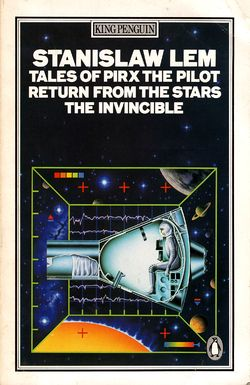 Tales of Pirx the Pilot Return from the Stars The Invincible English Penguin 1982.jpg
