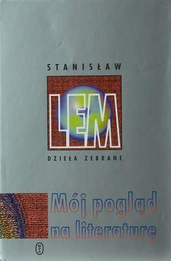 My View on Literature Polish Wydawnictwo Literackie 2003.jpg