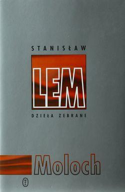 Moloch Polish Wydawnictwo Literackie 2003.jpg