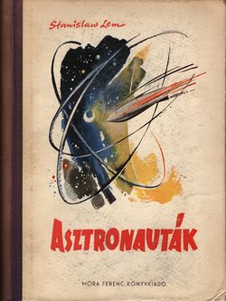 Astronauts Hungarian Móra Ferenc 1954.jpg