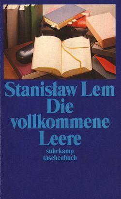 Vollkommene Leere German Suhrkamp 1996.jpg