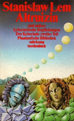 Cyberiad German Suhrkamp 1985 (Altruizin).jpg