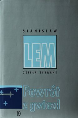 Return from the Stars Polish Wydawnictwo Literackie 1999.jpg