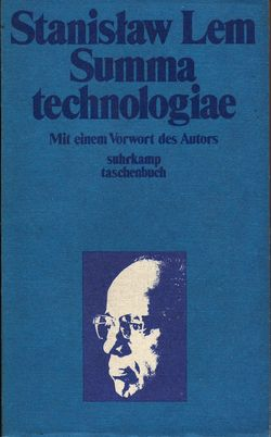 Summa Technologiae German Suhrkamp 1981.jpg