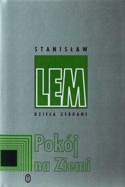 Peace on Earth Polish Wydawnictwo Literackie 1999.jpg