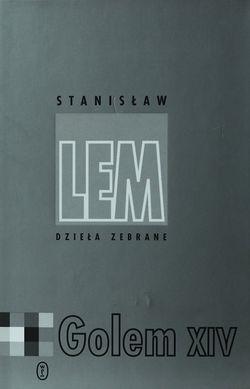 Golem XIV Polish Wydawnictwo Literackie 1999.jpg