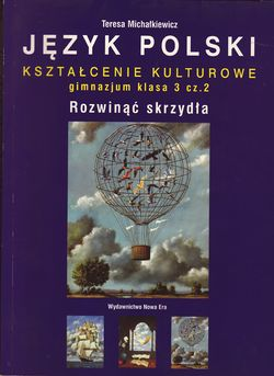 Let Us Save the Universe (textbook Rozwinąć Skrzydła) Polish Nowa Era 2009.jpg