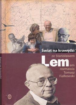 Świat na krawędzi Polish Wydawnictwo Literackie 2007 hard.jpg