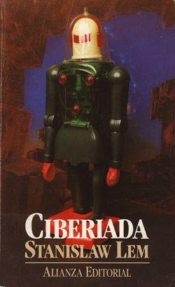Cyberiad Spanish Alianza Editorial 1988.jpg