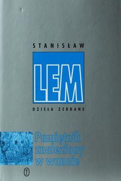 Memoirs Found in a Bathtub Polish Wydawnictwo Literackie 2000.jpg
