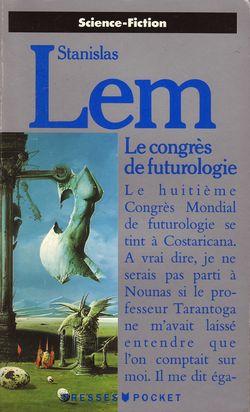 Futurological Congress French Calmann-Lévy 1990.jpg