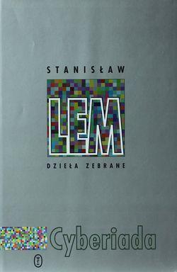 Cyberiad, the Polish Wydawnictwo Literackie 2001.jpg