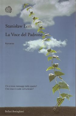 His Master's Voice Italian Bollati Boringhieri 2010.jpg