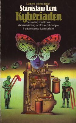 Cyberiad Norwegian Gyldendal 1981.jpg