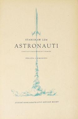 Astronauti Czech 1956 page1.jpg