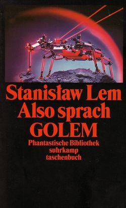 Golem XIV German Suhrkamp 2003.jpg