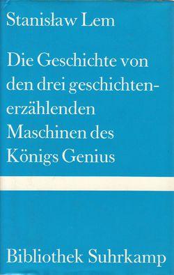 Cyberiad German Suhrkamp 1985.jpg
