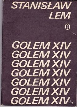 Golem XIV Polish Wydawnictwo Literackie 1981 soft.jpg