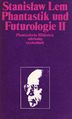 Science Fiction and Futurology v.2 German Suhrkamp 1984.jpg