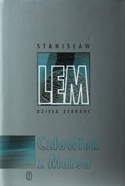 Man from Mars, the Polish Wydawnictwo Literackie 2004.jpg