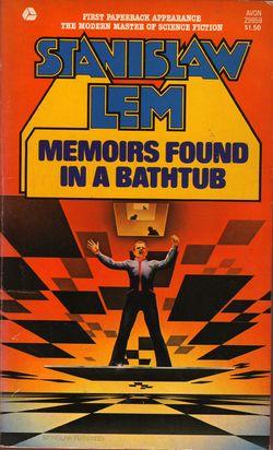 Memoirs Found in a Bathtub English Avon 1976.jpg