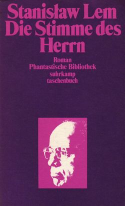 His Master's Voice German Suhrkamp 1983.jpg
