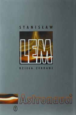 Astronauts Polish Wydawnictwo Literackie 2004.jpg