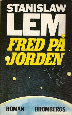 Peace on Earth Swedish Brombergs 1985.jpg