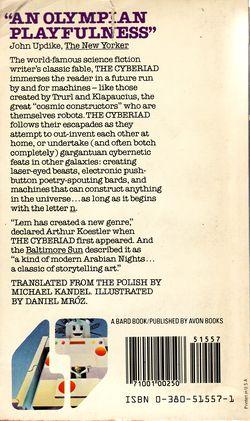 Cyberiad English Avon 1980 back.jpg