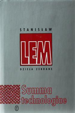 Summa Technologiae Polish Wydawnictwo Literackie 2000.jpg