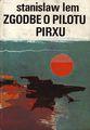 Tales of Pirx the Pilot Slovenian Tehniška založba Slovenije 1977.jpg