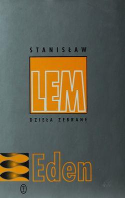 Eden Polish Wydawnictwo Literackie 1999.jpg