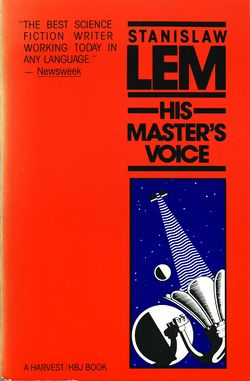 His Master's Voice English Harcourt 1984.jpg