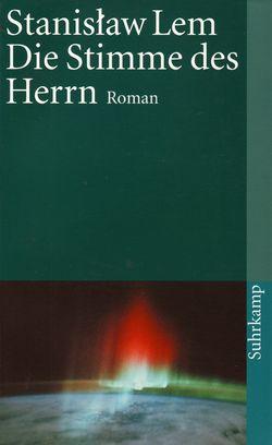 His Master's Voice German Suhrkamp 2006.jpg