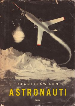Astronauts Czech dětské knihy 1959.jpg