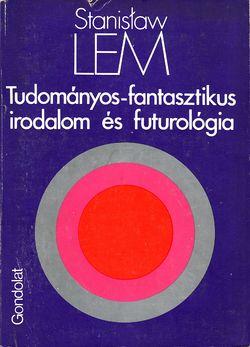 Science Fiction and Futurology Hungarian Gondolat 1974.jpg