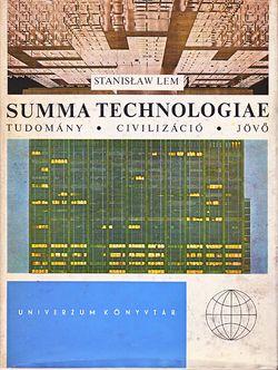 Summa Technologiae Hungarian Kossuth 1972.jpg