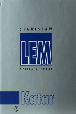 Chain of Chance, the Polish Wydawnictwo Literackie 1998.jpg