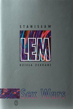 Sex Wars Polish Wydawnictwo Literackie 2004.jpg