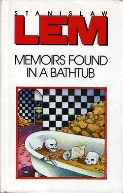 Memoirs Found in a Bathtub English Andre Deutsch 1992.jpg