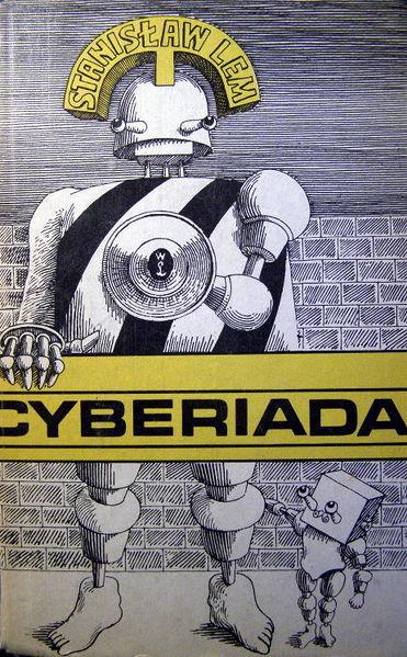 File:Cyberiad Polish Wydawnictwo Literackie 1978 hard.jpg
