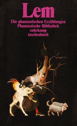 Selected Short Stories German Suhrkamp 1990.jpg