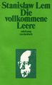 Vollkommene Leere German Suhrkamp 1981.jpg