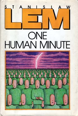 One Human Minute English Andre Deutsch 1986.jpg