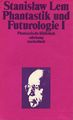 Science Fiction and Futurology v.1 German Suhrkamp 1984.jpg