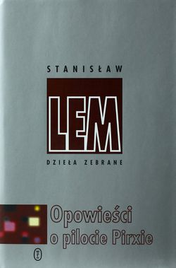 Tales of Pirx the Pilot Polish Wydawnictwo Literackie 2000.jpg